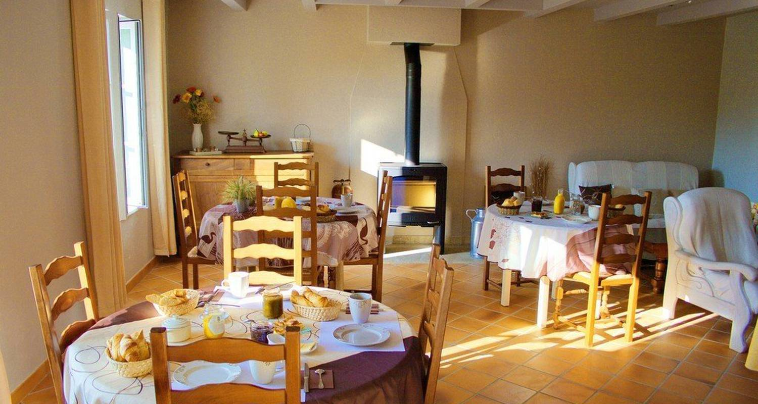 Bed & breakfast: le chizé in trizay (124523)