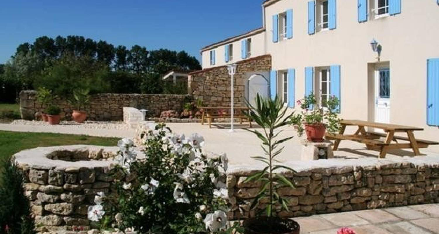 Bed & breakfast: le chizé in trizay (124522)