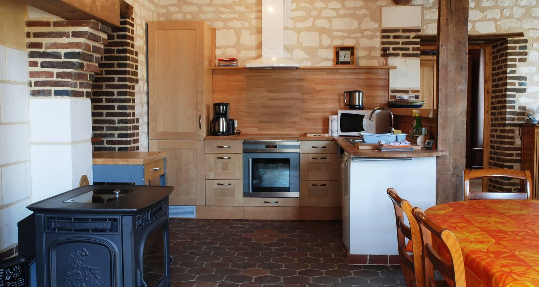 Casa rurale: gite la colin'othe en bucey-en-othe (124609)