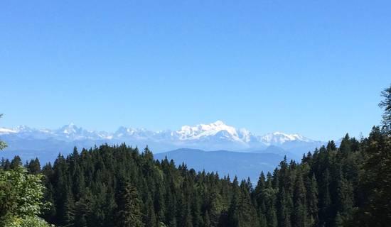Balade sur la frontière franco suisse