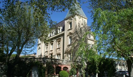 château du Martinet en provence picture