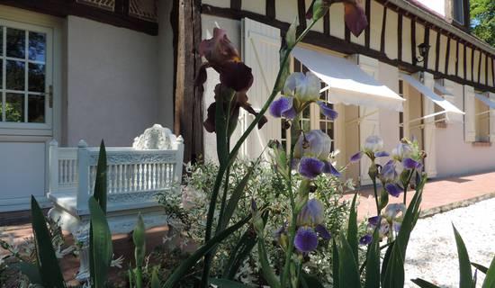 Chambres d'hôtes dans un joli coin du Loir-et-Cher... Sologne...  L'OREE du BOIS est un bed-and-breakfast de charme, tout proche des châteaux royaux.. picture