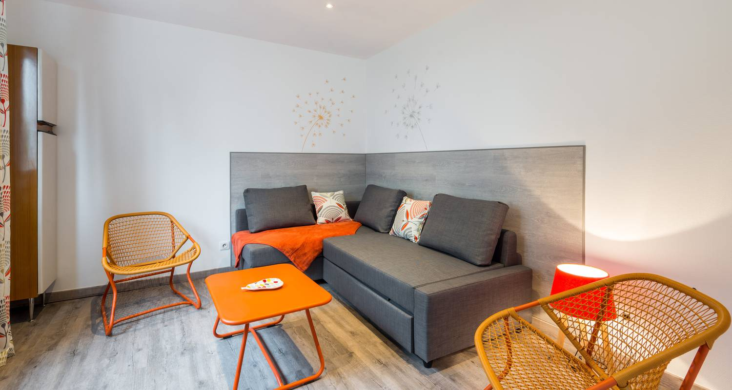 Furnished accommodation: le rhone in lyon (125150)