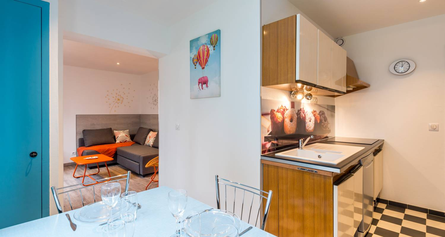 Furnished accommodation: le rhone in lyon (125149)