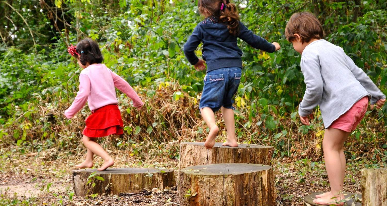Activity: sentier pieds nus in chouzy-sur-cisse (125168)