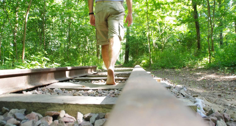 Activité: sentier pieds nus en chouzy-sur-cisse (125169)