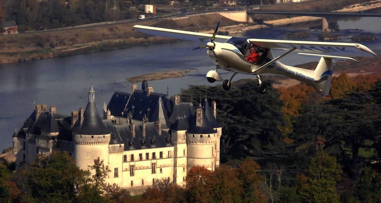 Activité: vol baptême ulm à chouzy-sur-cisse (125175)