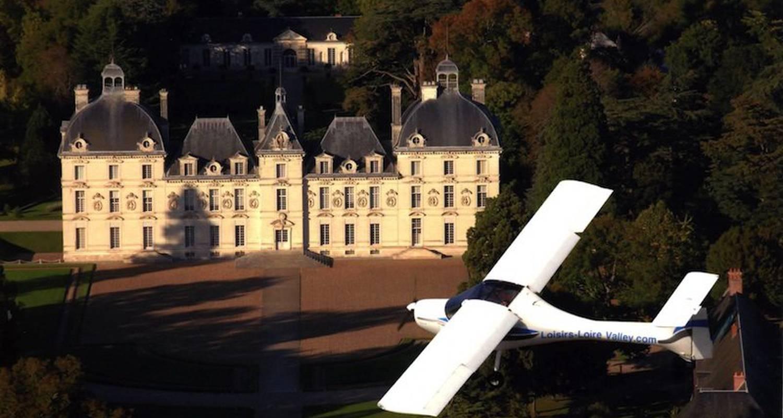 Activité: vol baptême ulm à chouzy-sur-cisse (125174)