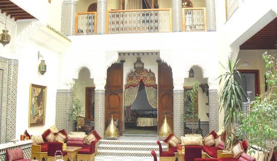 Riad Boutique Borj Dhab Fès