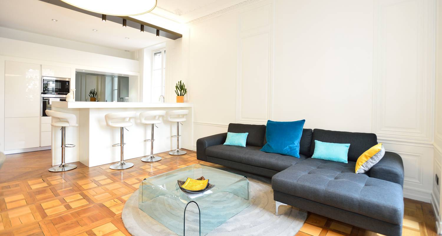 Furnished accommodation: appart' presqu'île in lyon (125352)