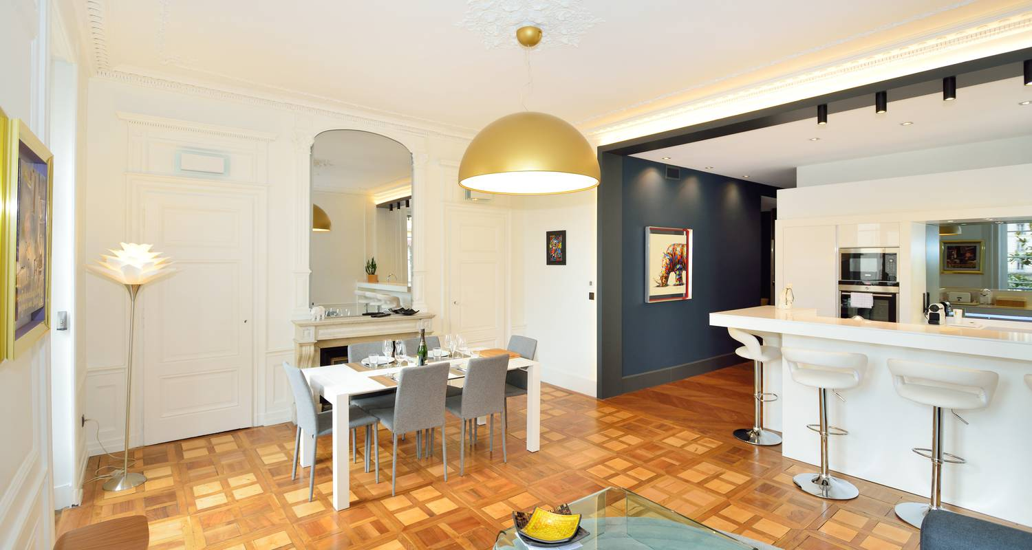 Furnished accommodation: appart' presqu'île in lyon (125353)