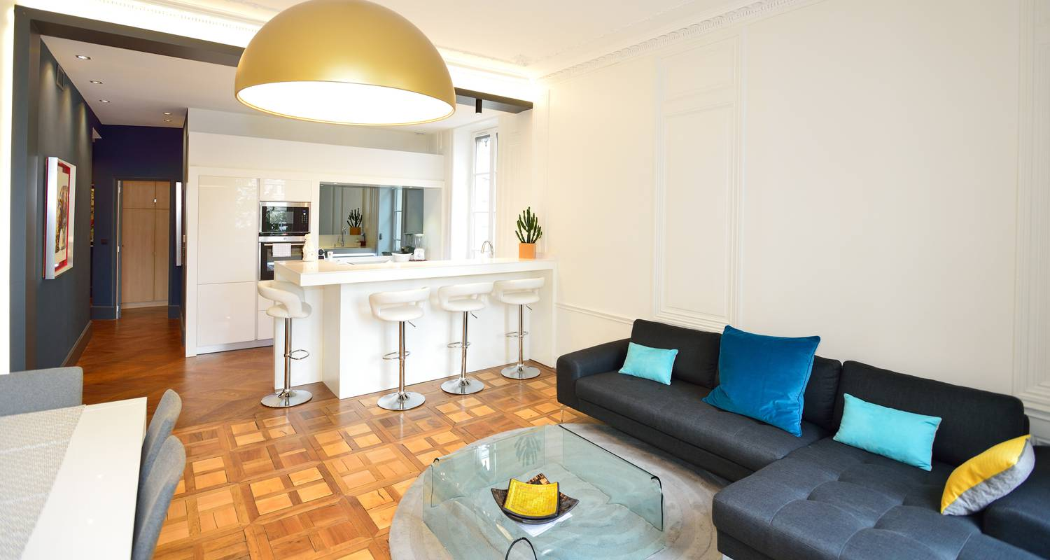 Furnished accommodation: appart' presqu'île in lyon (125351)