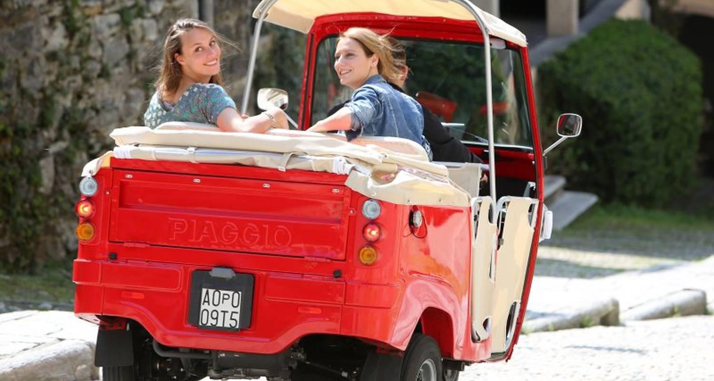 Activité: visite guidée de  lyon en tuktuk en lyon (125363)
