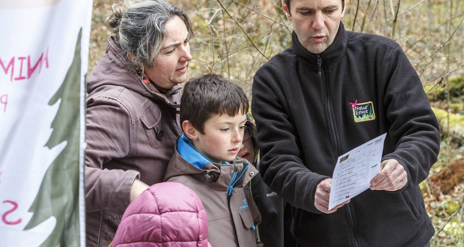 Activity: natural rally in thônes (125384)