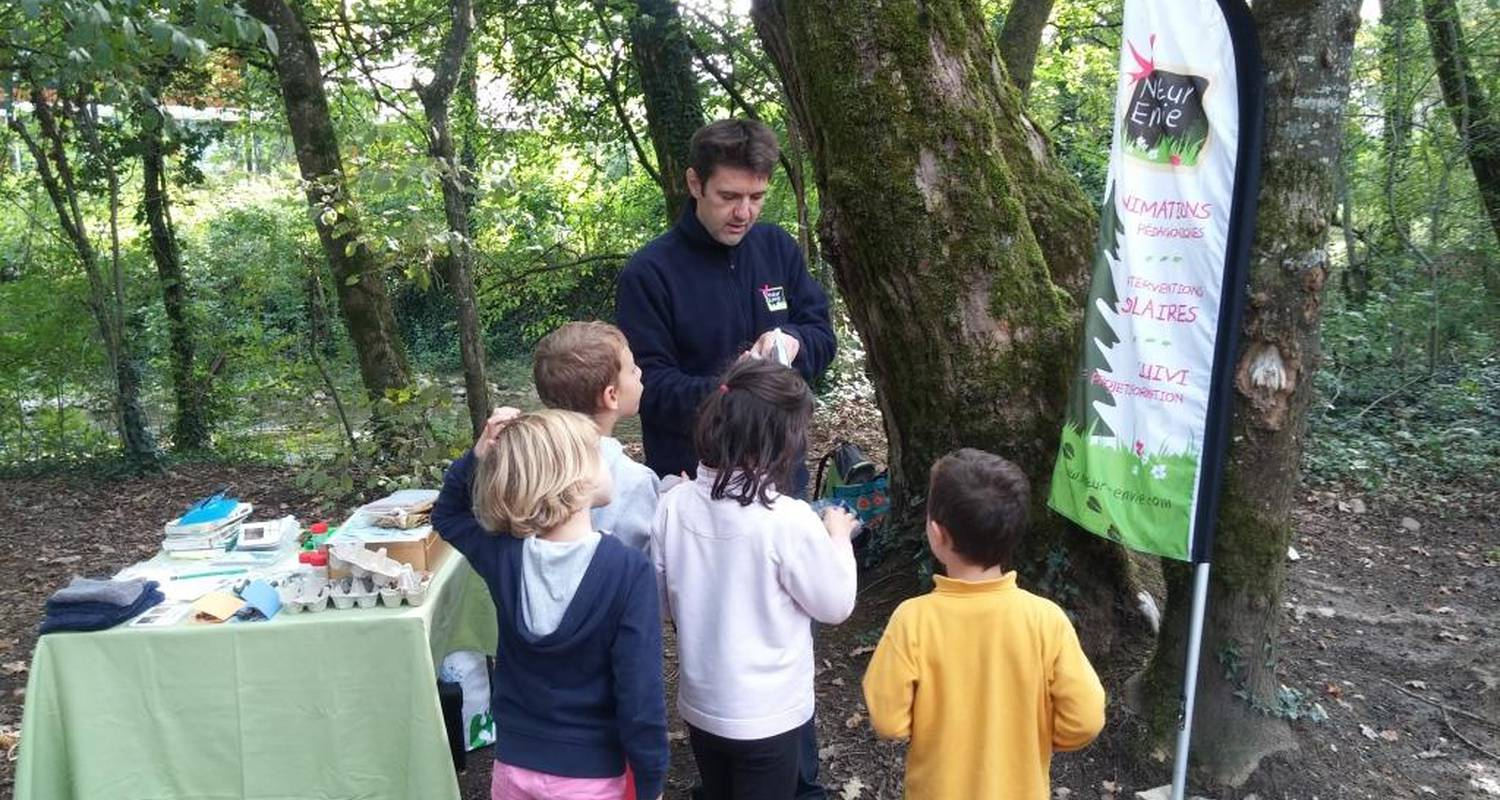 Activity: natural rally in thônes (125382)