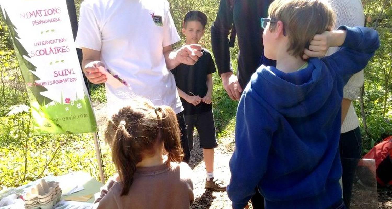 Activité: rallye nature à thônes (125383)