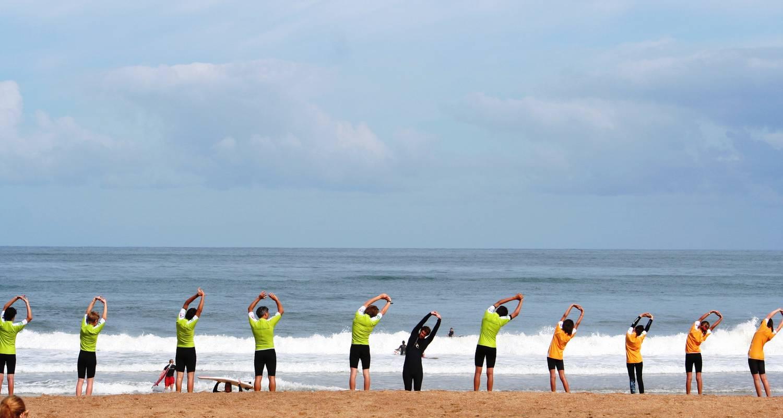 Activité: cours de surf à bayonne (125415)