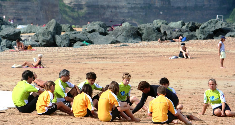 Activity: cour de surf in bayonne (125416)