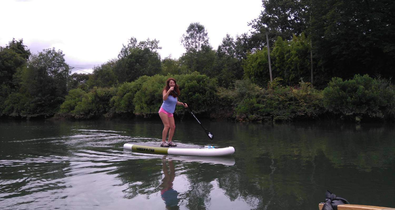 Activity: balade riviere en stand up paddle in bayonne (125422)