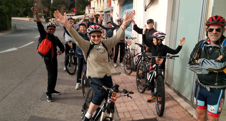 Activity: e-bike-evasion in saint-raphaël (125432)