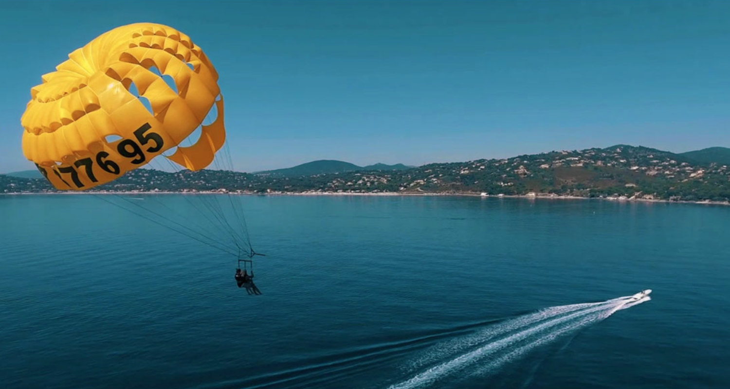 Activity: energy fly - parasailing in les issambres (125489)