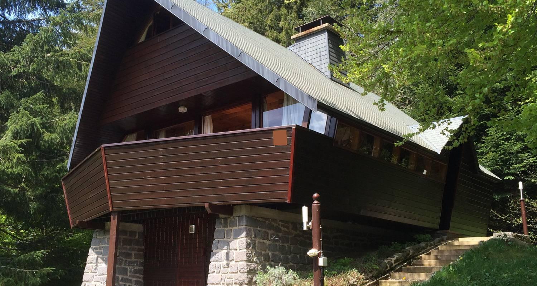 Logement meublé: charmant chalet de montagne à mont-dore (125497)