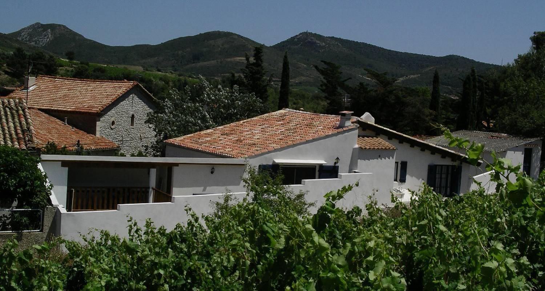 Gîte: la maison des vendangeurs à cascastel-des-corbières (125525)