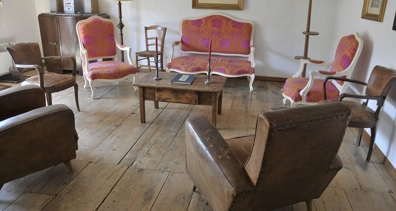 Gîte: la maison des vendangeurs à cascastel-des-corbières (125527)