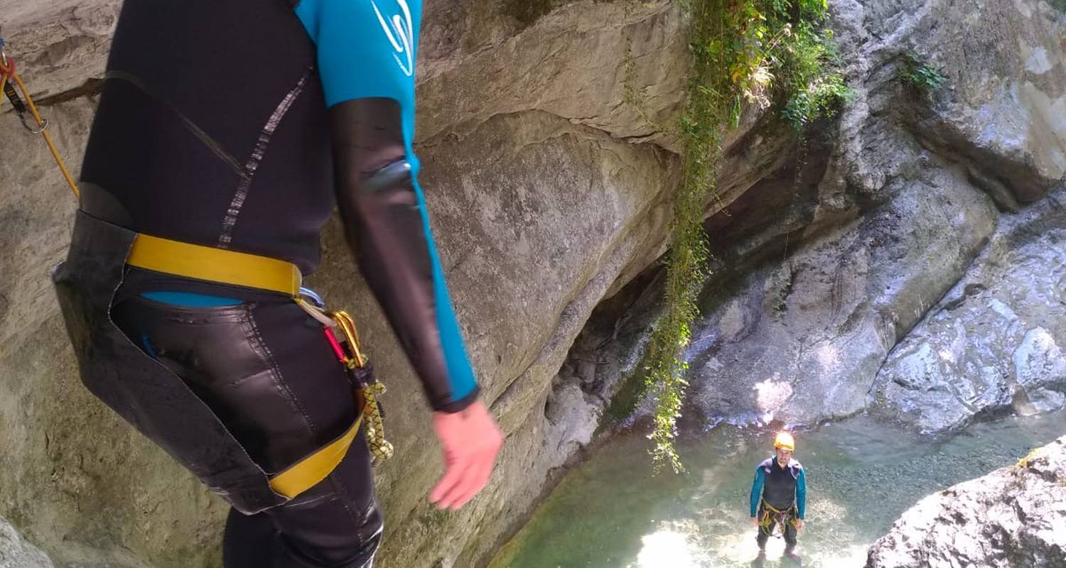 Activity: canyoning en isère in grenoble (125533)