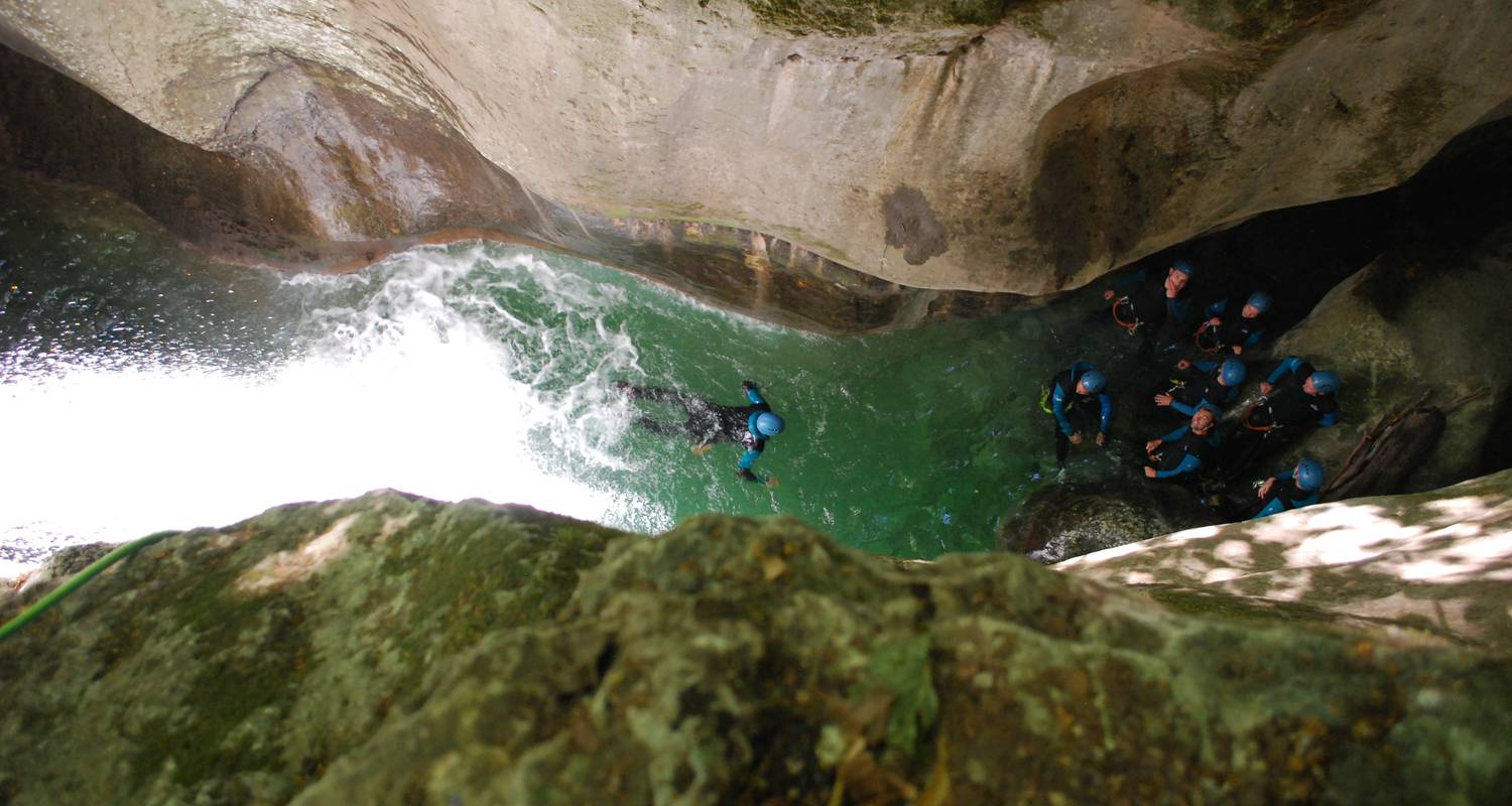 Activity: canyoning en isère in grenoble (125532)