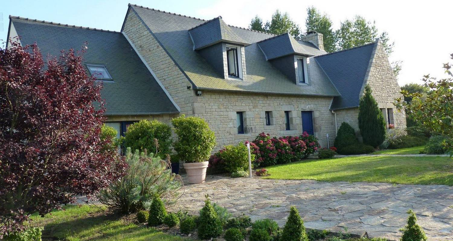 Bed & breakfast: un vent de fleurs in loctudy (125535)