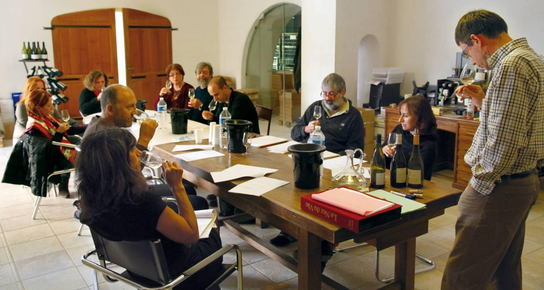 Activité: découvrir les arômes du vin à clermont-l'hérault (125550)