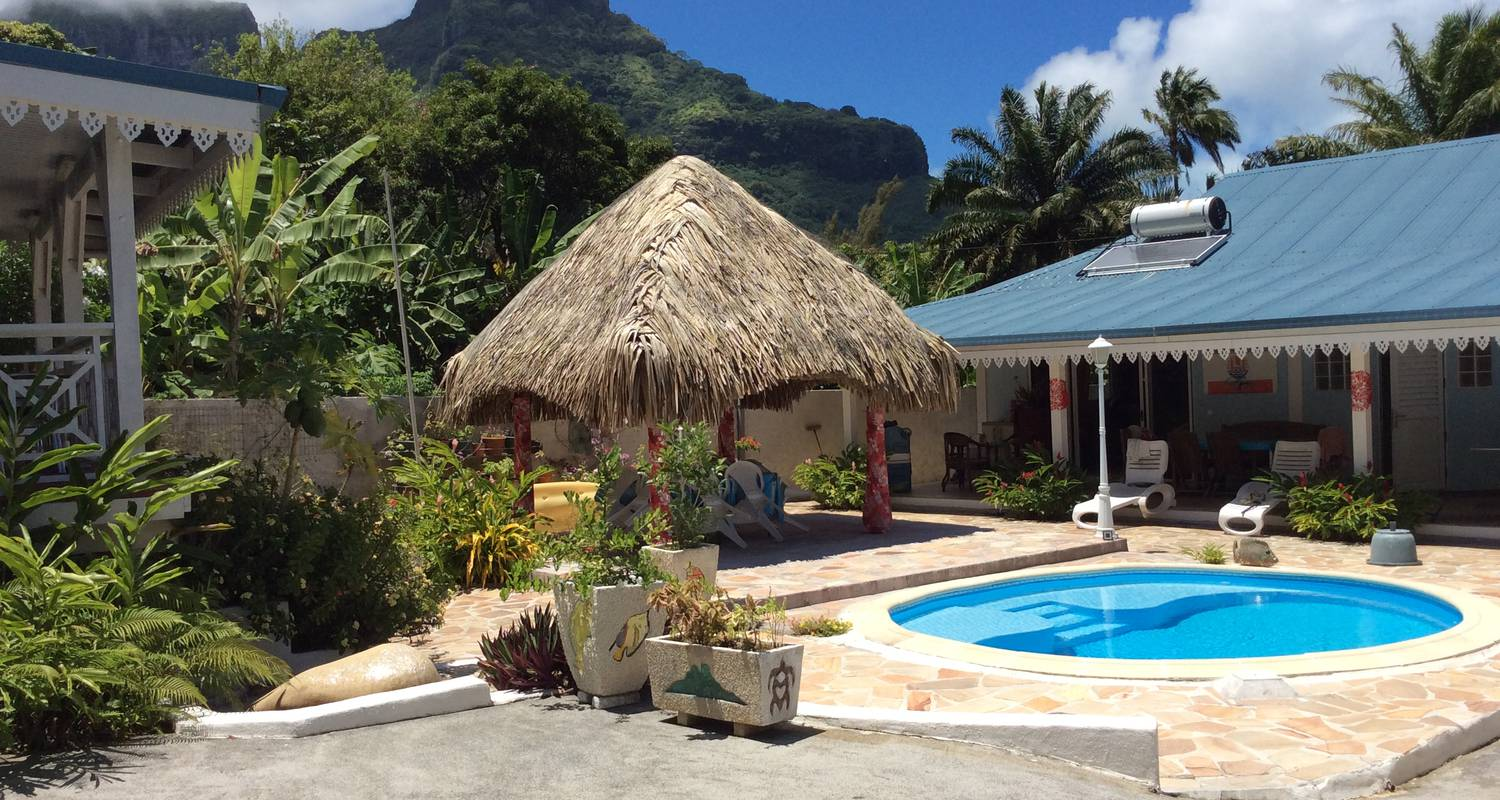 Bed & breakfast: chez daniel et loana  in bora-bora (125686)