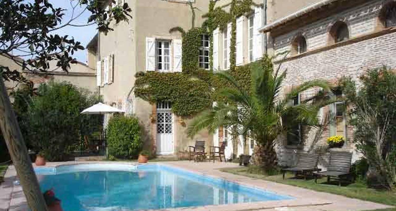 Chambre d'hôtes: maison joséphine à villenouvelle (125567)