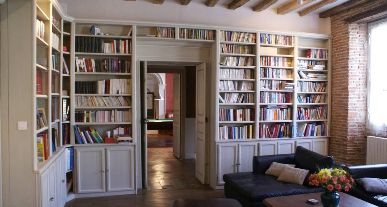 Chambre d'hôtes: maison joséphine à villenouvelle (125574)