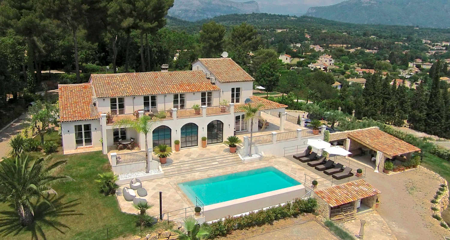 Bed & breakfast: villa menuse in opio (125639)