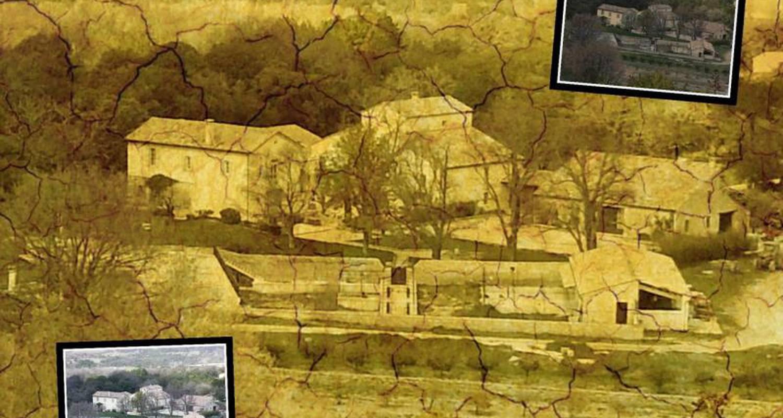 Chambre d'hôtes: domaine de cordis à grignan (125650)