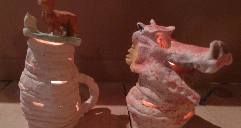 Activité: cours de poterie  modelage enfants et adultes à la motte-servolex (125711)