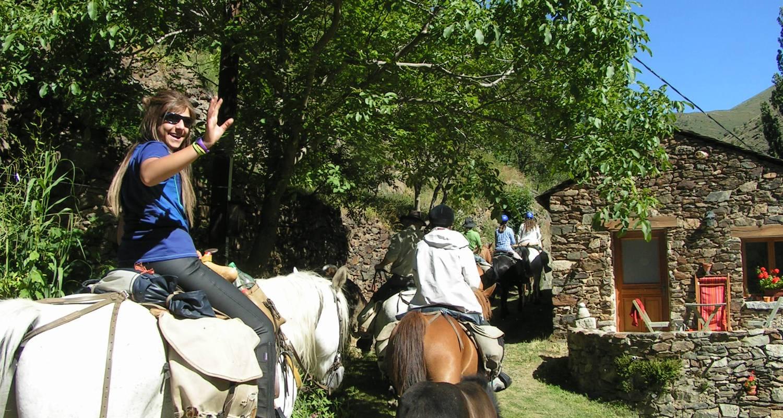 Bed & breakfast: ecogite du mas de trape in ayguatébia-talau (125716)