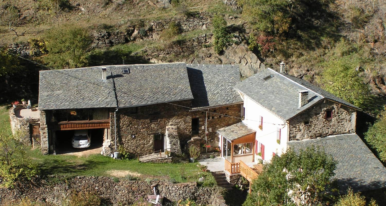 Habitación de huéspedes: ecogite du mas de trape en ayguatébia-talau (125772)