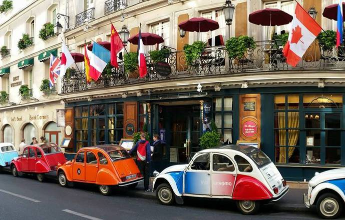 Paris by Day en 2CV