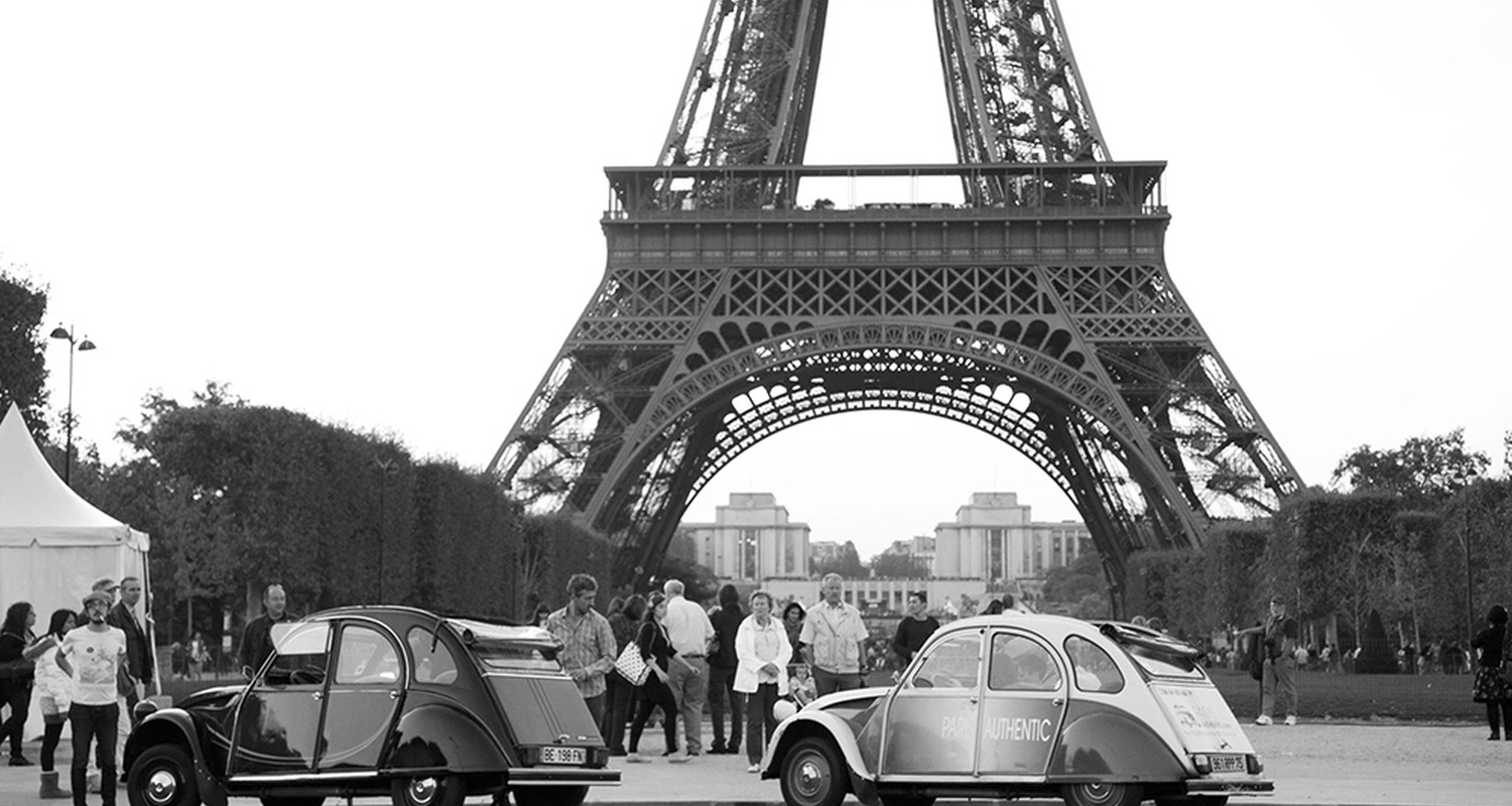 Activité: paris en 2cv : packages à paris (125725)