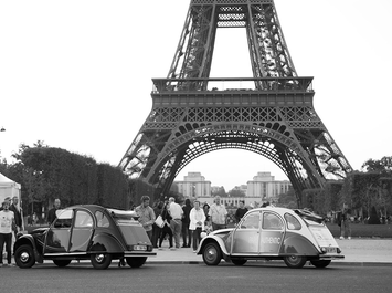Paris en 2CV : packages