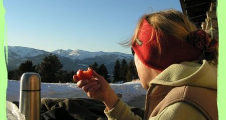 Activity: randonnée toute l'année , raquette à neige in ayguatébia-talau (125750)