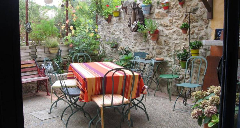 Chambre d'hôtes: la maison de josepha à ferrals-les-corbières (125809)