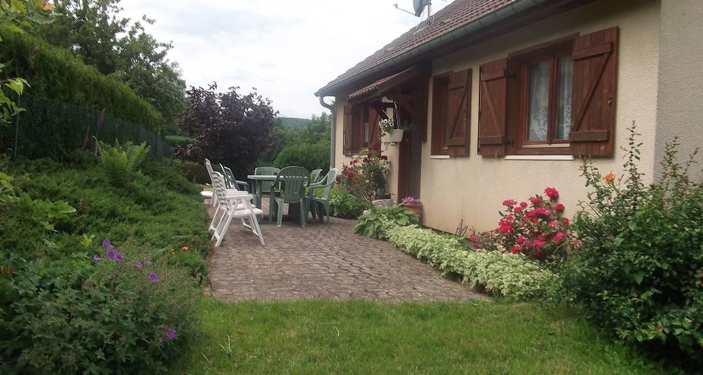 Logement meublé: location de vacances à aumontzey (125838)