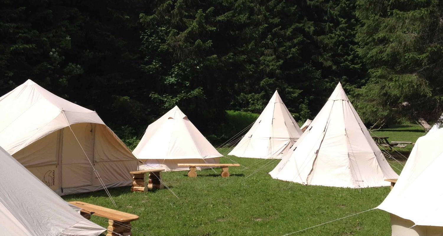 Location, bungalow, mobil-home: altipik summer camp en mont-saxonnex (125868)