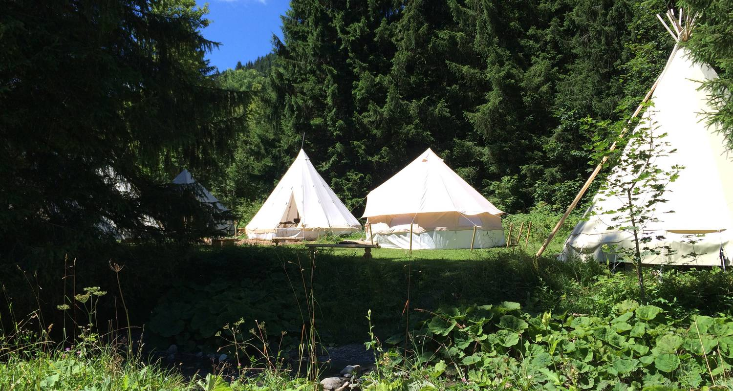 Rental, bungalow, mobile home: altipik summer camp in mont-saxonnex (125867)