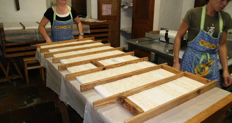 Activité: atelier de fabrication du nougat à ollioules (125886)