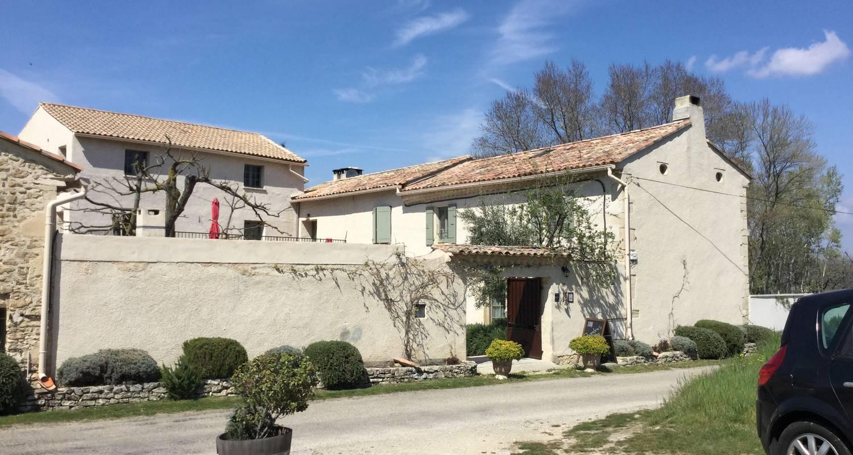 Chambre d'hôtes: domaine le bois des dames à chantemerle-lès-grignan (125888)